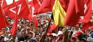 Manifestación reivindicativa por derechos indígenas - Surizar vía Flickr