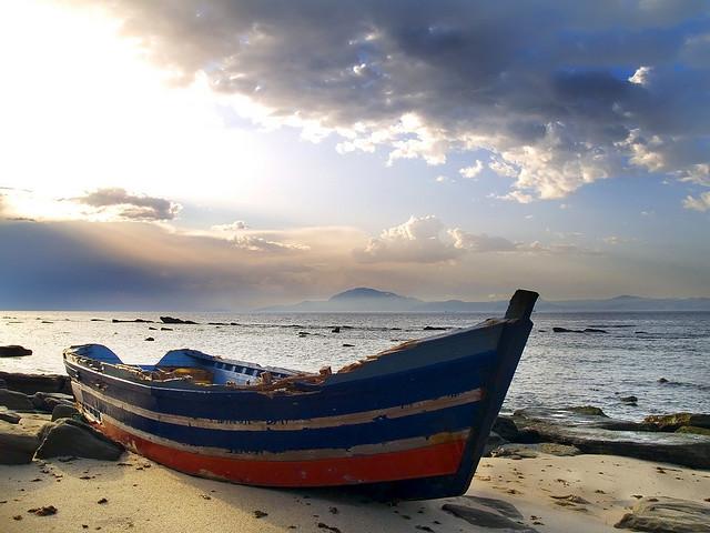 """""""Hasta aquí..."""" Roberto Carlos Pecino Martínez vía Flickr (CC BY-NC-ND 2.0)"""