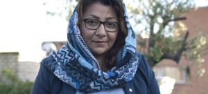 Azita Rafaat, activista política afgana.