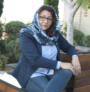 Azita Rafaat, activista política afgana