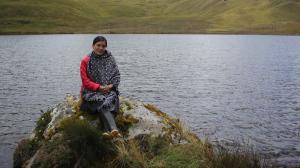 """Imagen del documental """"Hija de la Laguna"""". Cortesía de Guarango cine y video."""